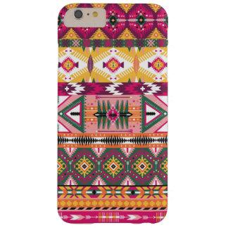 Motif décoratif dans le style aztèque coque iPhone 6 plus barely there