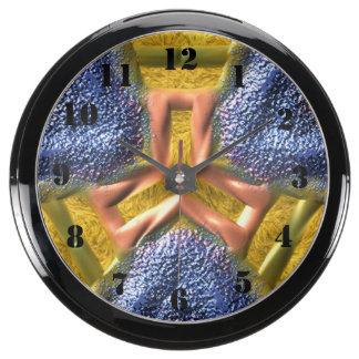 Motif décoratif moderne horloge marine