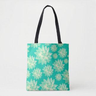 Motif des succulents sac