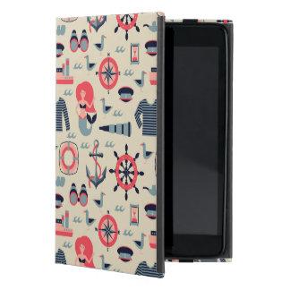 Motif d'espèce marine coque iPad mini