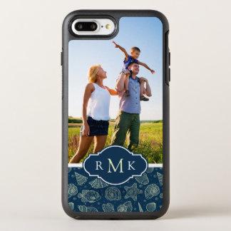Motif | d'habitants d'océan votre photo et coque otterbox symmetry pour iPhone 7 plus