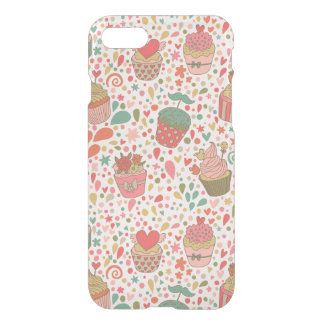 Motif doux coque iPhone 7