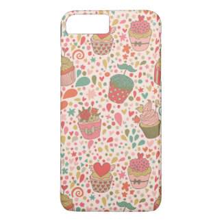 Motif doux coque iPhone 7 plus