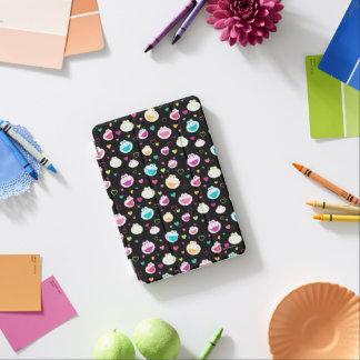 Motif doux de coeur de substance d'Elmo et de Protection iPad Mini