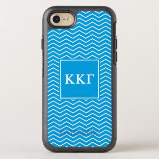 Motif du gamma | Chevron de Kappa de Kappa Coque Otterbox Symmetry Pour iPhone 7