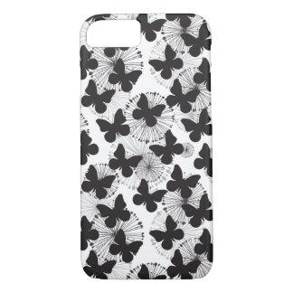 motif d'un papillon coque iPhone 7