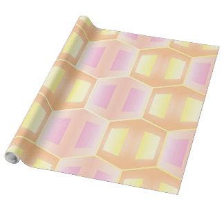 motif en pastel à la mode 01a (i) papier cadeau noël