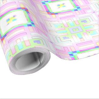 motif en pastel à la mode 5a (i) papiers cadeaux