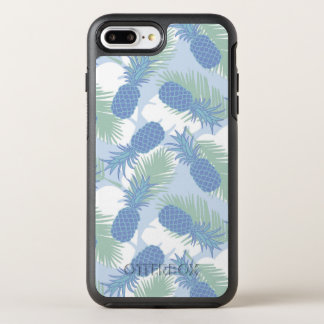 Motif en pastel tropical d'ananas coque OtterBox symmetry iPhone 8 plus/7 plus