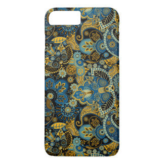 Motif ethnique 11 de batik coque iPhone 7 plus