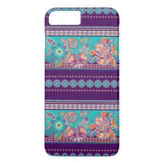 Motif ethnique 2 de batik coque iPhone 7 plus