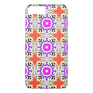 Motif ethnique avec des motifs marocains coque iPhone 8 plus/7 plus