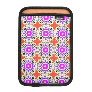 Motif ethnique avec des motifs marocains housse iPad mini