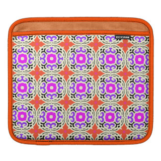 Motif ethnique avec des motifs marocains poches iPad