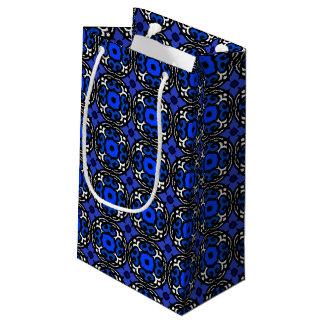 Motif ethnique avec des motifs turcs petit sac cadeau