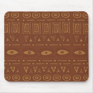 africain ethnique tapis de souris et africain ethnique. Black Bedroom Furniture Sets. Home Design Ideas
