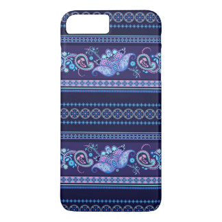 Motif ethnique Pola 4 de batik Coque iPhone 7 Plus