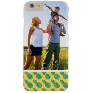 Motif fait sur commande d'ananas de photo coque iPhone 6 plus barely there