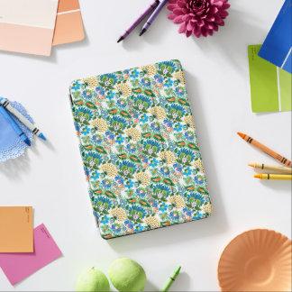 Motif floral de Khokhloma de joli Russe vintage Protection iPad Pro