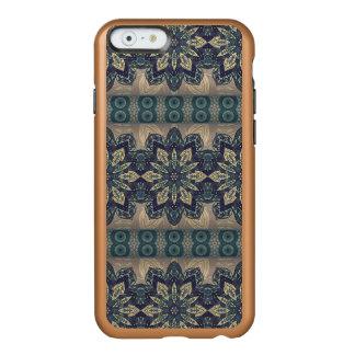 Motif floral ethnique abstrait coloré de mandala coque iPhone 6 incipio feather® shine