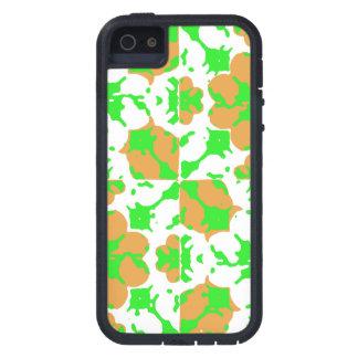 Motif floral graphique coques Case-Mate iPhone 5