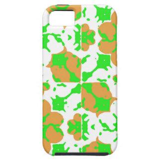 Motif floral graphique coques iPhone 5 Case-Mate