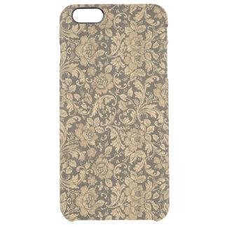 Motif floral vintage élégant #2 coque iPhone 6 plus