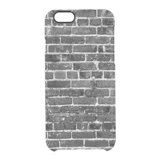 Motif frais de texture de mur de briques coque iPhone 6/6S