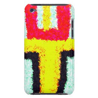 motif frais multicolore étuis barely there iPod