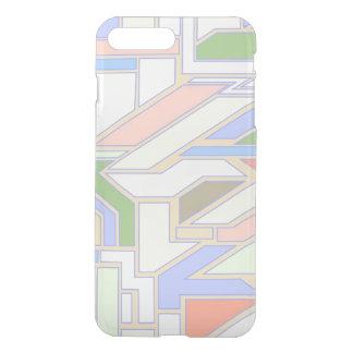 Motif géométrique 3 coque iPhone 7 plus