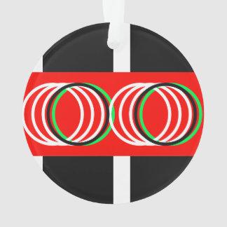 Motif géométrique coloré 4Eric