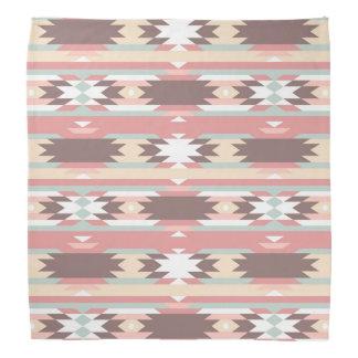 Motif géométrique dans le style aztèque 2 bandana