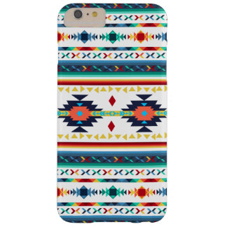 motif géométrique de Navajo ethnique tribal à la Coque iPhone 6 Plus Barely There
