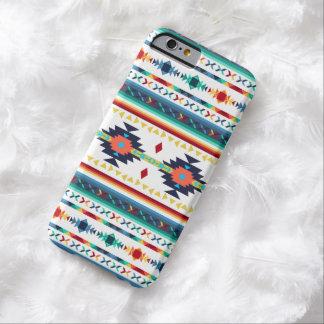 motif géométrique de Navajo ethnique tribal à la Coque iPhone 6 Barely There