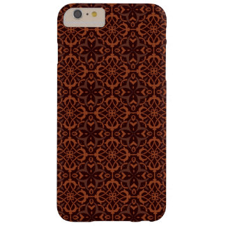 Motif géométrique moderne ethnique 2 coque iPhone 6 plus barely there