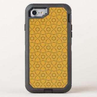Motif géométrique moderne ethnique 3 coque OtterBox defender iPhone 8/7