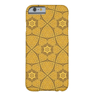 Motif géométrique moderne ethnique coque barely there iPhone 6