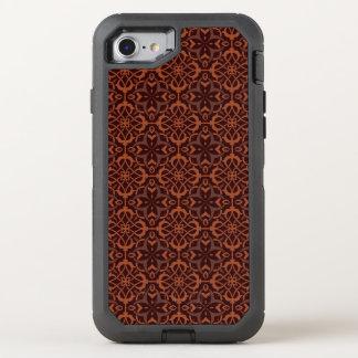 Motif géométrique moderne ethnique coque OtterBox defender iPhone 8/7