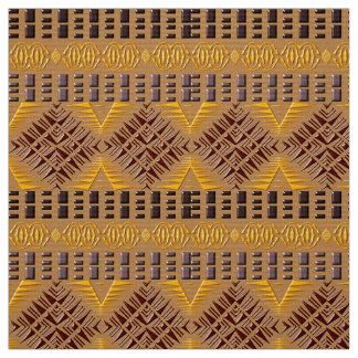 motif géométrique tribal africain ethnique tissu