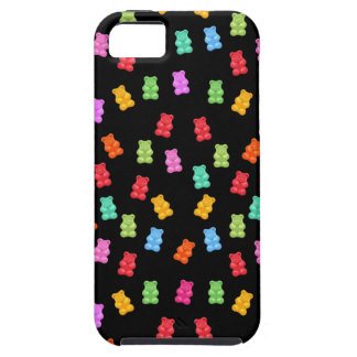 Motif gommeux d'ours coques iPhone 5 Case-Mate