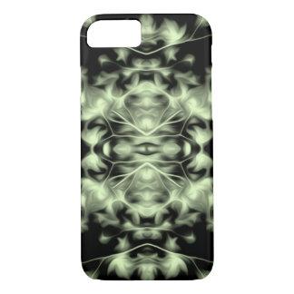 Motif graphique floral abstrait coque iPhone 7