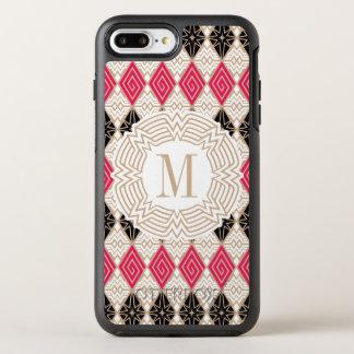 Motif grec de femme de merveille coque otterbox symmetry pour iPhone 7 plus