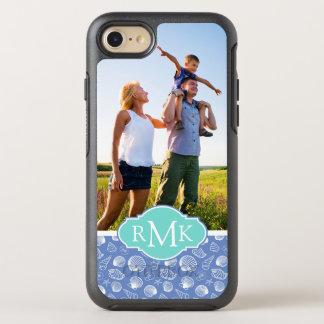 Motif impertinent | de coquillage votre photo et coque otterbox symmetry pour iPhone 7
