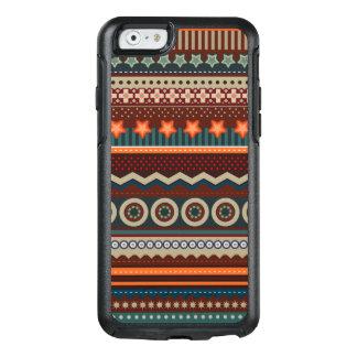 Motif indien ethnique indigène coque OtterBox iPhone 6/6s