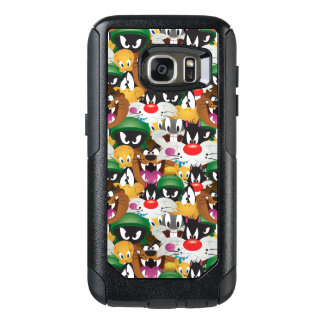 Motif LOONEY de TUNES™ Emoji Coque OtterBox Samsung Galaxy S7