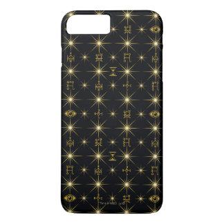 Motif magique de symboles coque iPhone 7 plus