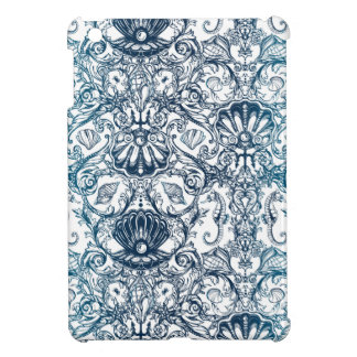 Motif marin vintage coques pour iPad mini