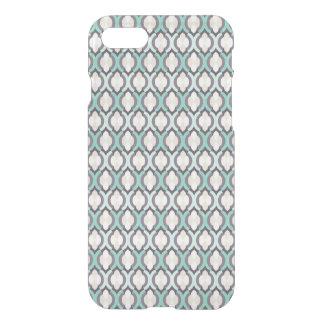 Motif marocain de turquoise coque iPhone 7