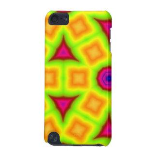 Motif moderne abstrait coloré coque iPod touch 5G