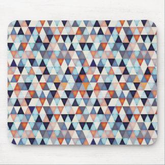 Motif moderne abstrait tapis de souris